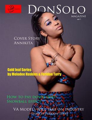 DonSolo Magazine Vol 1