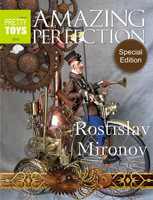 Rostislav  Mironov - Amazing Perfection
