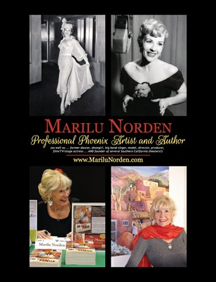 Marilu Norden 4-Page Media Promo Piece