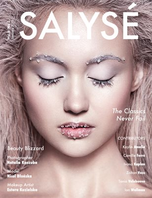 SALYSÉ Magazine | Vol 5 : No 3 | January 2019