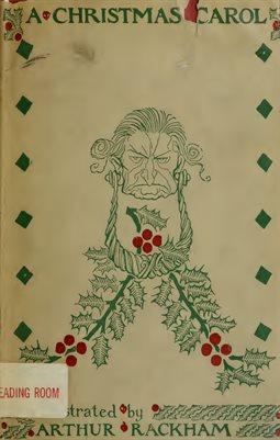 Rare Manuscripts- The Original A Christmas Carol