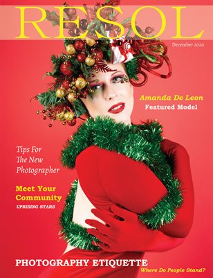 RESOL MAgazine Christmas Edition Volume III