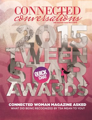 CONNECTED CONVERSATIONS - TWEEN STAR AWARDS MENTOR FEATURE