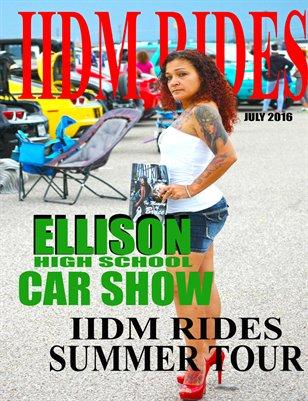 IIDM RIDES July 2016