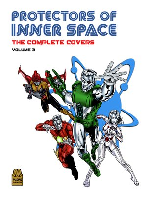 Protectors of Inner Space - The Complete Covers Vol.3