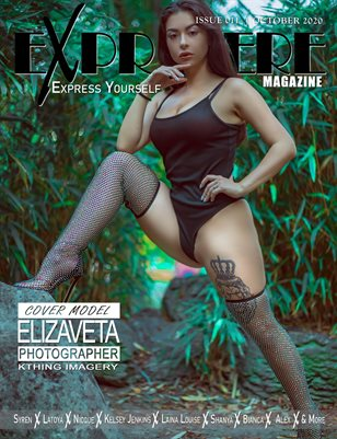 Exprimere Magazine Issue 011 Ft Elizaveta