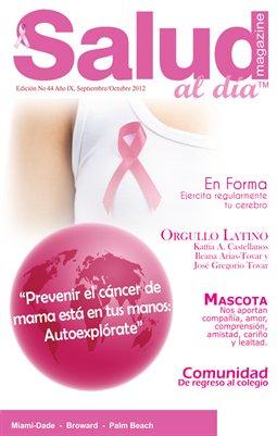Edicion # 44, Año IX, Septiembre/Octubre 2012