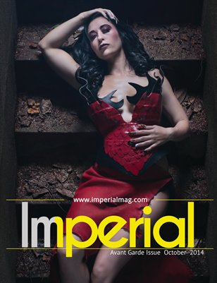 Imperial Magazine Avant Garde Oct 2014 Issue