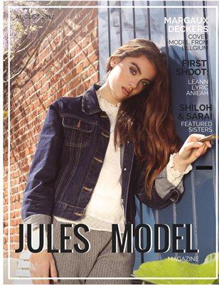 August 2017 - Jules Model Magazine