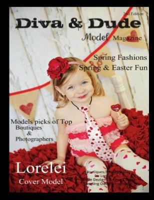 Diva & Dude Model Magazine 2nd Issue