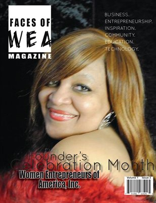 Feb 2014 - Faces of WEA MAgazine