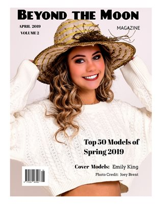 Beyond the Moon Magazine, Top 50 Spring Models, vol. 2