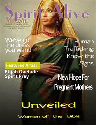 Spirit Alive Magazine July 2016