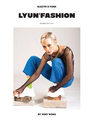 LYUN ISSUE No.11 (VOL No.2) C2 A
