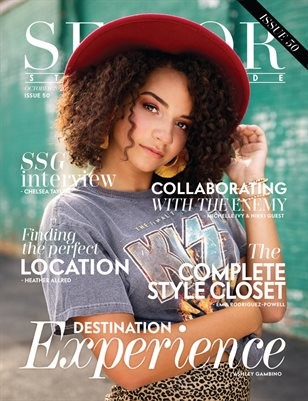 Senior Style Guide Issue 50