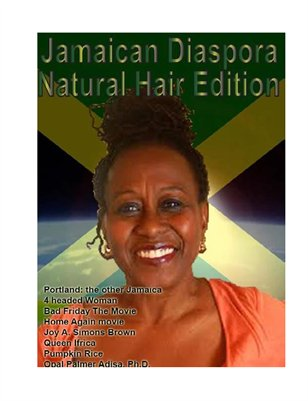 Jamaican Diaspora : Natural Hair