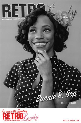 Bunnie B. Bop Cover Poster