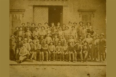 1903 RailRoad Depot, Bowling Green, Kentucky