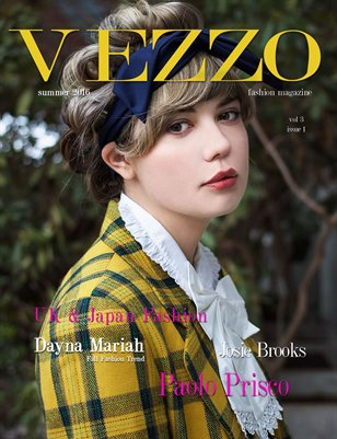 Vezzo Fashion Magazine Summer 2016