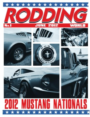 Rodding World Issue 1
