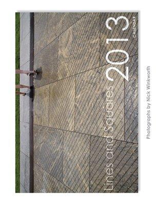 2013 Calendar: Lines and Squares