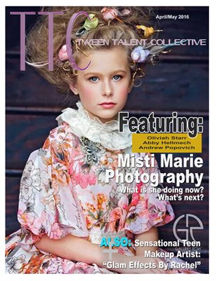 TTC Tween Talent Collective Issue 1 April/May 2016