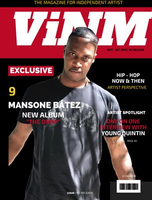 ViNM Magazine - Re-Release October 19 Edition