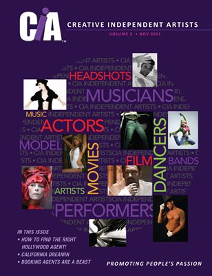 Creative Independent Artists Magazine