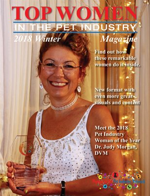 Top Women in the Pet Industry 2018 Winter Winner's Issue