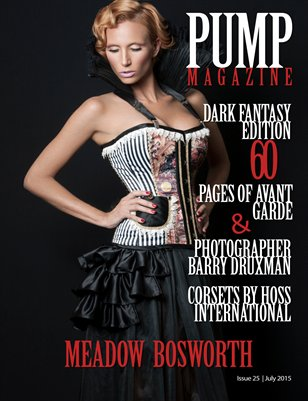 PUMP Magazine Issue 25 - Dark Fantasy