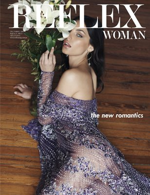 REFLEX WOMAN December 2016 Victoria Furnari