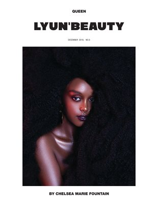 LYUN BEAUTY ISSUE No.5 (VOL No.2) C2