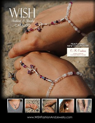 WISH Fashion and Jewelry - Preview CATALOG - AUG 2013- Featuring: C.R Creations