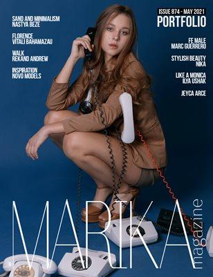 MARIKA MAGAZINE PORTFOLIO (ISSUE 874 - MAY)