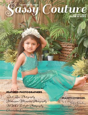 Sassy Couture Magazine - Beach | Mermaid | Pirates