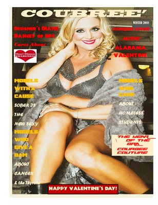 Courbee' Winter 2018 - The Heart Issue