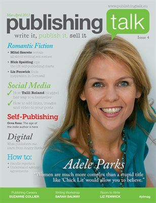 Publishing Talk Magazine #04 (Mar-Apr 2013) - Romantic Fiction