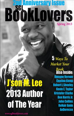 SGL BookLovers-Spring 2013