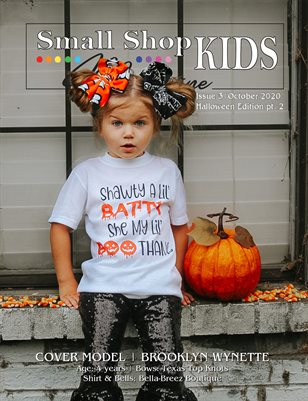 Small Shop Kids Magazine Issue 3