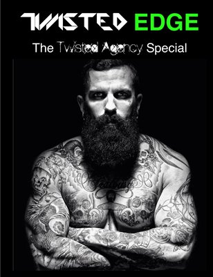 Twisted Edge - The Twisted Agency Special