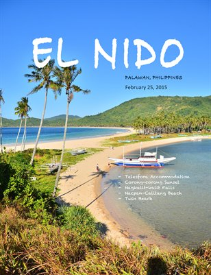2015 EL NIDO, PALAWAN - TOUR E