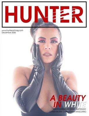 HUNTER Magazine issue DECEMBER 2020 vol.4