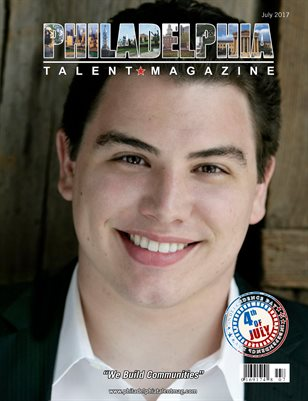 Philadelphia Talent Magazine July 2017 Edition