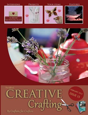 Creative Crafting February 2012