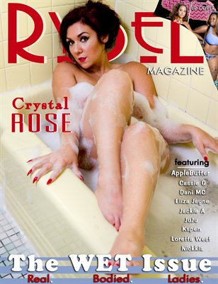 Rybel Magazine Issue 2 The Wet Issue August 2014