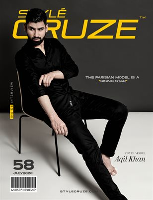 JULY 2020 Issue (Vol: 58) | STYLÉCRUZE Magazine