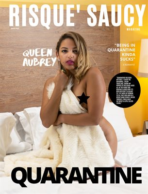 Risque Saucy Mag (Queen Aubrey)