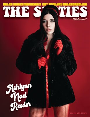 20th Century Retrospective – The 60's Vol. 1 – Ashlynn Noel Reeder Cover
