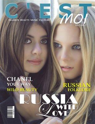 C'est Moi Magazine Issue Seven