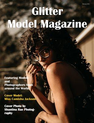 Glitter Model Magazine Issue 3